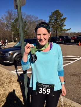 Germantown Half Marathon (March 2017